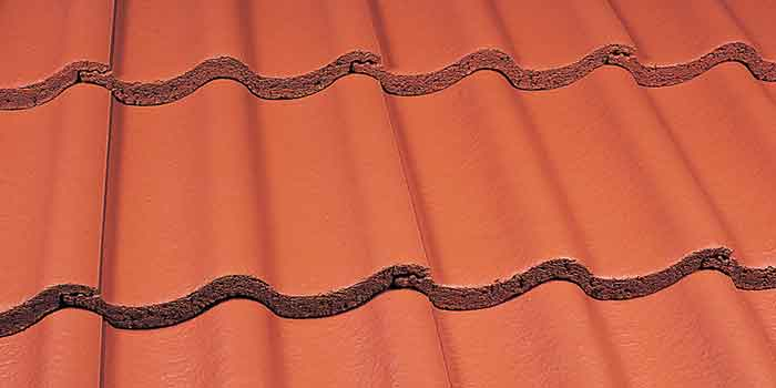 Marley Mendip Concrete Roof Tiles